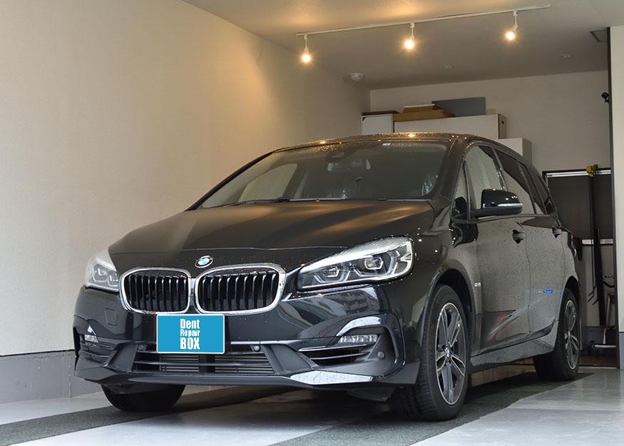 BMW 218i デントリペア
